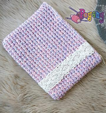 Lace Pouch Pink House Of Marni