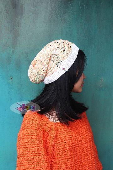 14.12.H-Hat: Wavy Slouchy